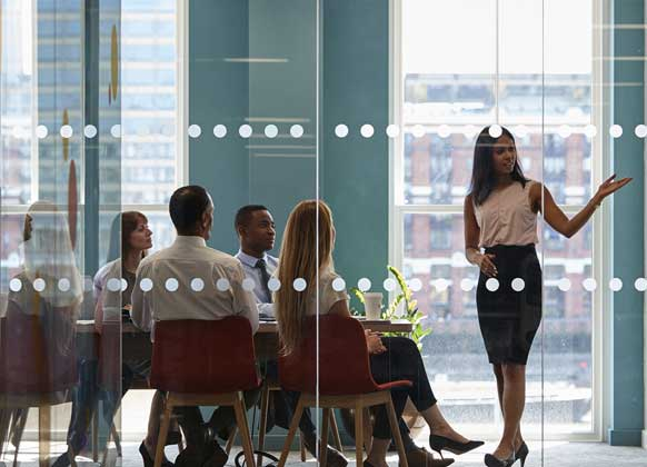Less than half of businesses have diversity targets in place